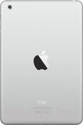 Планшет Apple iPad Mini 3 16Gb / MGNV2TU/A (серебристый) - вид сзади