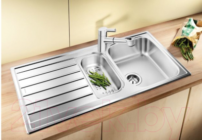 Мойка кухонная Blanco Livit 6 S / 514797