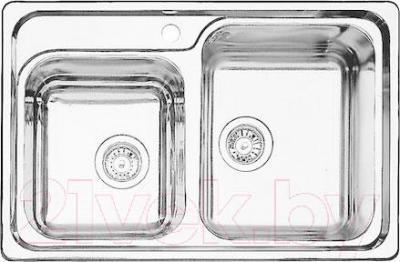 Мойка кухонная Blanco Classic 8 / 507543 - общий вид