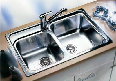Мойка кухонная Blanco Classic 8 / 507543 - в интерьере