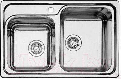Мойка кухонная Blanco Classic 8-IF / 514641 - общий вид