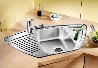 Мойка кухонная Blanco Tipo 9 E / 513552 - в интерьере