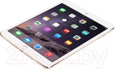 Планшет Apple iPad Mini 3 16Gb 4G / MGYR2TU/A (золото) - общий вид