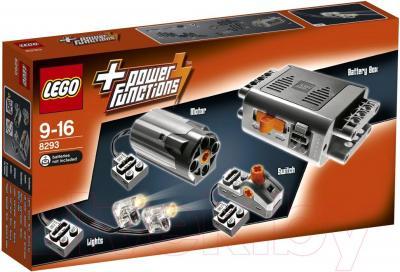 Элемент конструктора Lego Technic Набор с мотором (8293) - упаковка