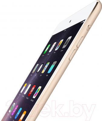 Планшет Apple iPad Mini 3 64Gb 4G / MGYN2TU/A (золото) - кнопки управления громкостью
