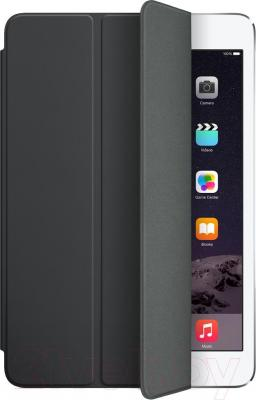 Чехол для планшета Apple iPad Mini Smart Cover / MGNC2 (черный) - общий вид