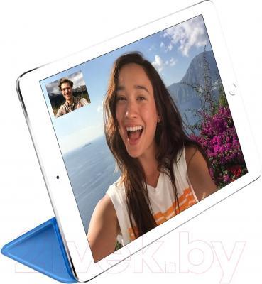 Чехол для планшета Apple iPad Air Smart Cover / MGTQ2 (синий) - пример использования