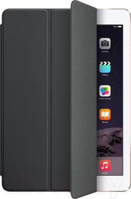 Чехол для планшета Apple iPad Air Smart Cover MGTM2ZM/A (черный) - общий вид