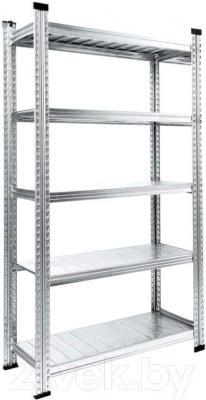 Стеллаж металлический Metalsistem S0.A.90.60/5 - общий вид