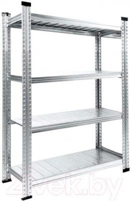 Стеллаж металлический Metalsistem S0.A.120.40/4 - общий вид