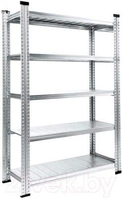 Стеллаж металлический Metalsistem S0.A.150.60/5 - общий вид
