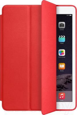 Чехол для планшета Apple iPad Air 2 Smart Case MGTW2ZM/A (красный) - общий вид