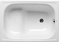 Ванна стальная Roca Banaseo Contesa 100x70 / 7213100001 (без ножек) -