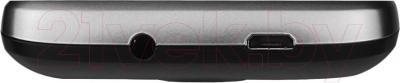 Смартфон Prestigio MultiPhone 3404 Duo (Black) - вид сверху
