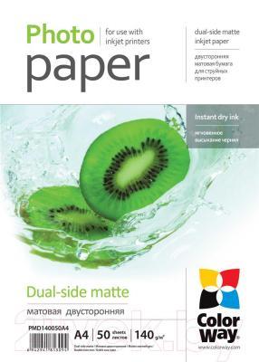 Бумага/материал для печати ColorWay PMD140050A4 - общий вид