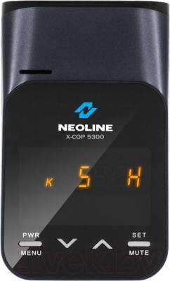 Радар-детектор NeoLine X-COP 5300 - вид сверху