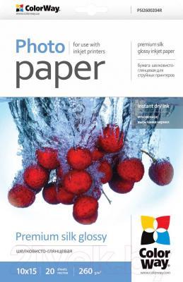 Бумага/материал для печати ColorWay PSI2600204R - общий вид