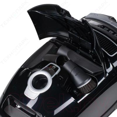 Пылесос Miele SGDA0 Complete C3 Parquet (Black Obsidian)