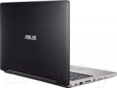Ноутбук Asus Transformer Book Flip TP300L (TP300LD-C4048D) - вид сзади