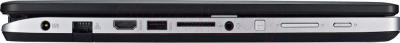 Ноутбук Asus Transformer Book Flip TP550L (TP550LD-CJ040D) - вид сбоку