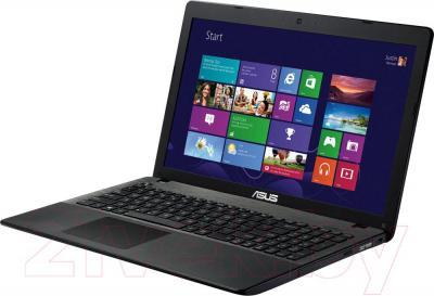 Ноутбук Asus X552MD-SX017D - вполоборота