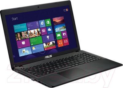 Ноутбук Asus X552MD-SX068D - вполоборота