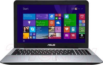Ноутбук Asus X555LN-XO004D - общий вид
