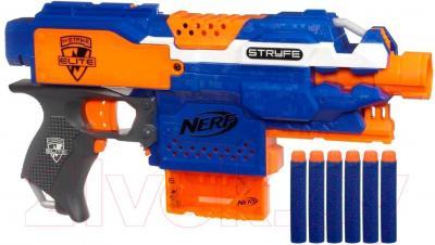 Бластер игрушечный Hasbro NERF N-Strike Elite Stryfe (A0200) - общий вид