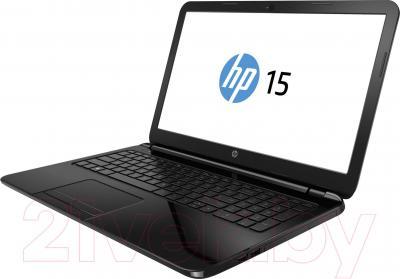 Ноутбук HP 15-g015er (J1T61EA) - вполоборота