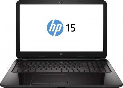 Ноутбук HP 15-r043er (J1W80EA) - общий вид
