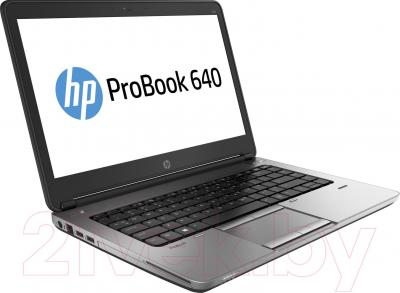 Ноутбук HP ProBook 640 (F1P50ES) - вполоборота