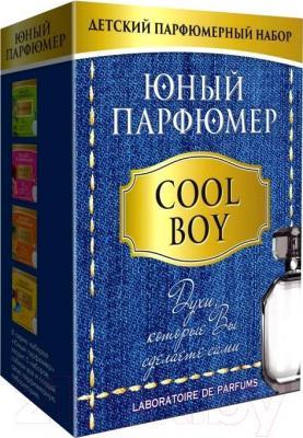 Набор для создания духов КАРРАС Юный Парфюмер. Cool Boy (328) - общий вид