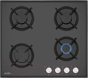 Газовая варочная панель Simfer H60N40B501 - общий вид