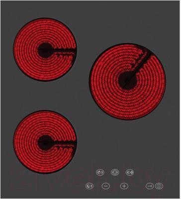 Электрическая варочная панель Simfer H45D13B001 (H 4030 DECB) - общий вид