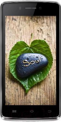 Смартфон Keneksi Soul (черный) - общий вид