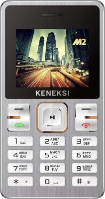 Мобильный телефон Keneksi M2 (черный) - общий вид