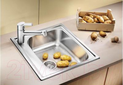 Мойка кухонная Blanco Livit 45 / 514785 - в интерьере