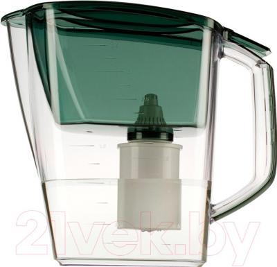 Фильтр питьевой воды БАРЬЕР Гранд (малахит) - общий вид