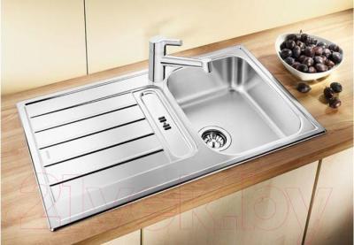 Мойка кухонная Blanco Livit 45 S / 514788 - в интерьере