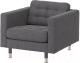 Кресло мягкое Ikea Ландскруна 392.691.63 -