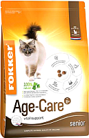 Корм для кошек Fokker Age-Care / 4402 (2.5кг) -