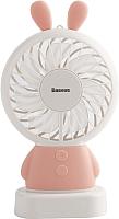 USB-вентилятор Baseus Exquisite Rabbit / CXRAB-04 (розовый) -
