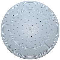 Верхний душ Erlit Круглый 240 без подсветки (белый) -