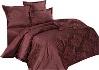 Комплект постельного белья АртПостель Маркиза 767 (шоколад) -