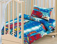 Детское постельное белье АртПостель Ралли 130 -