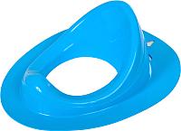Детская накладка на унитаз Dunya 11108 (голубой) -