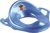 Детская накладка на унитаз Dunya 11107 (синий) -