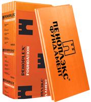 Плита теплоизоляционная Пеноплэкс Фундамент 50x585x1185мм (упаковка) -