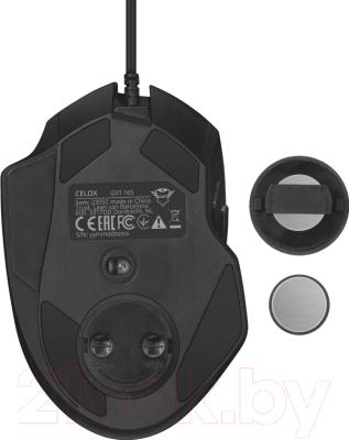 Мышь Trust GXT 165 Celox Gaming Mouse / 23092