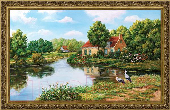 Купить Картина Декарт, 8Л0621, Беларусь